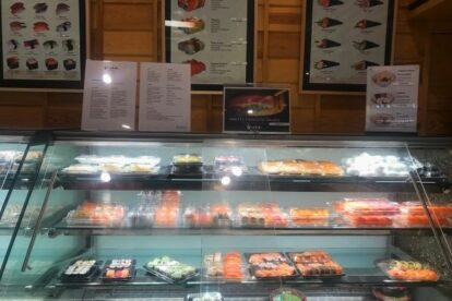 Wasabi SushiBar Bento Geneva