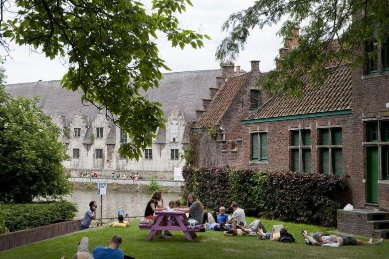 Appelbrugparkje Gent