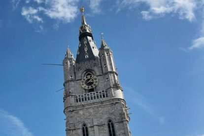Concert of the Carillon Ghent