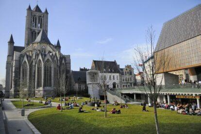 City Park Ghent