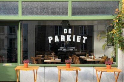 De Parkiet Ghent