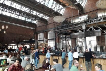 Dok Brewing Company Ghent