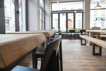Jack Premium burgers Ghent