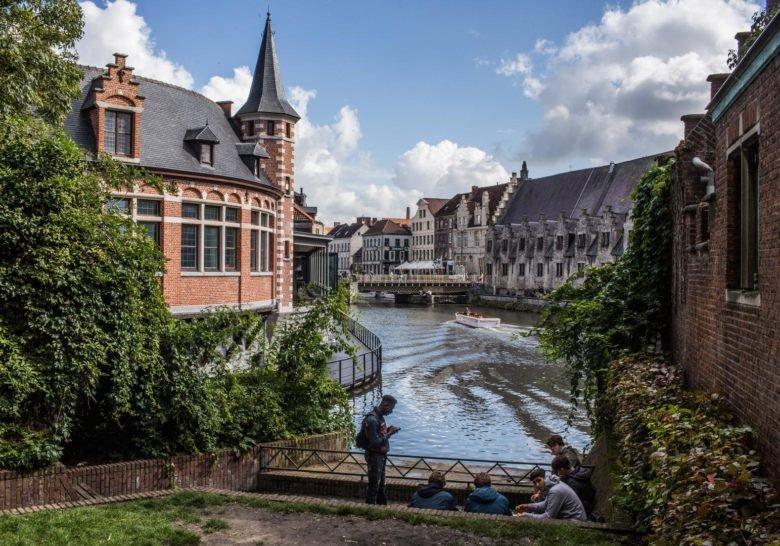 Appelbrugparkje Ghent