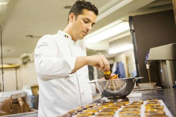 Chocolatier Van Hoorebeke Ghent