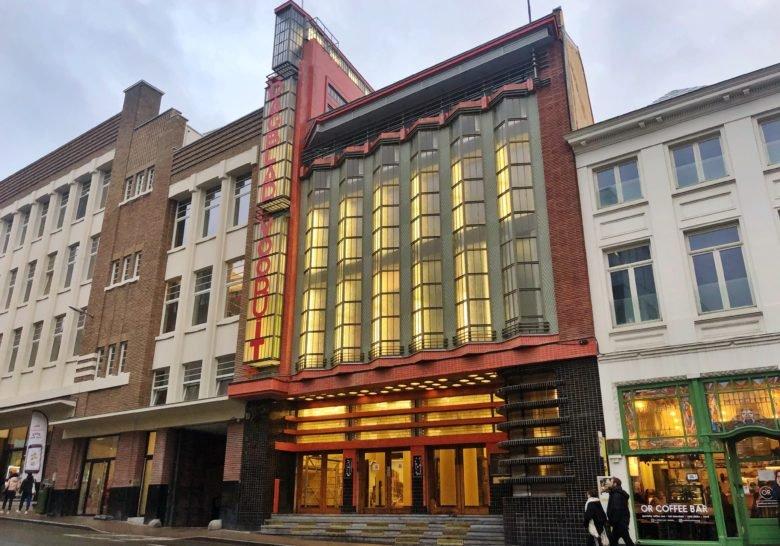Former Headquarters Het Licht Ghent