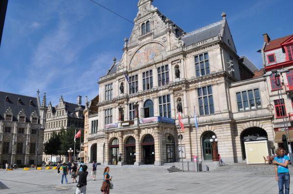 Foyer NTG Ghent