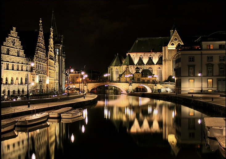 Ghent by Light Ghent