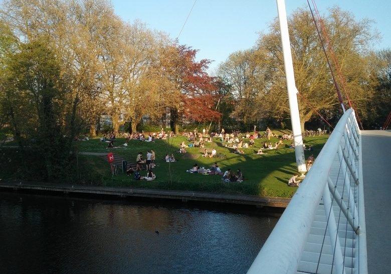 Keizerpark Ghent