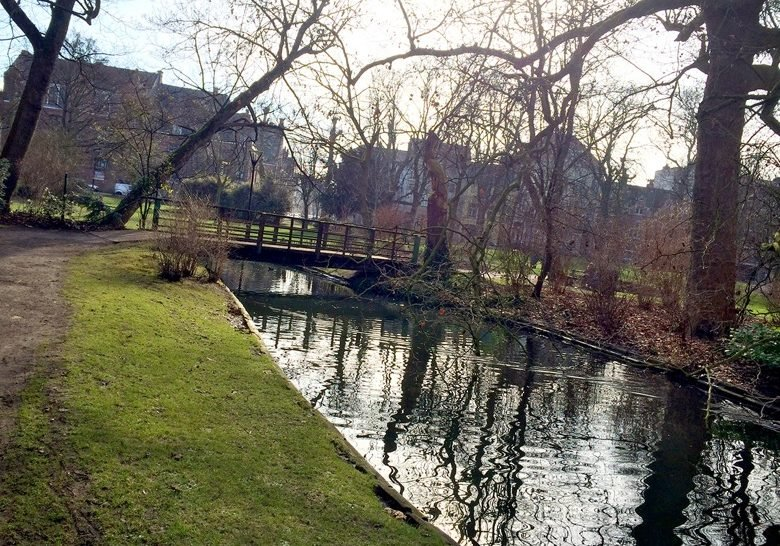 Muinkpark Ghent