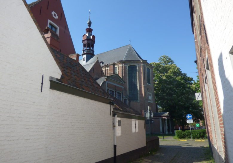 Old St Elizabeth's Beguinage Ghent