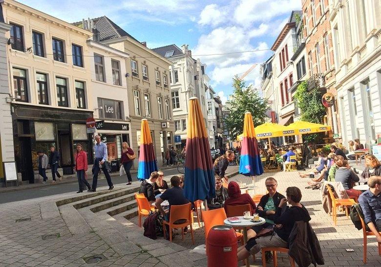 Sint-Pietersnieuwstraat Ghent