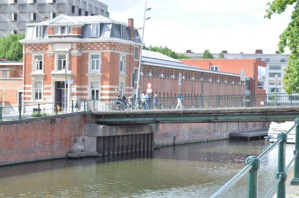 Swimming pool Van Eyck Ghent