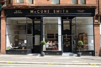 McCune Smith Glasgow