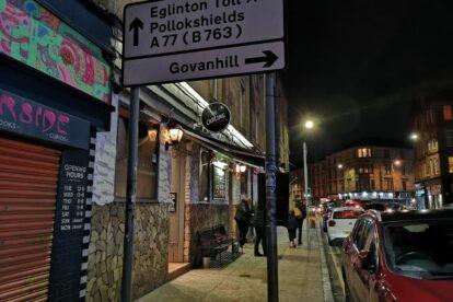 The Allison Arms Glasgow