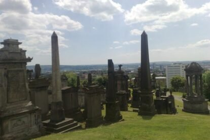 The Necropolis Glasgow
