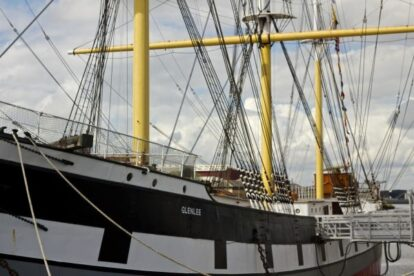 The Tall Ship Glasgow