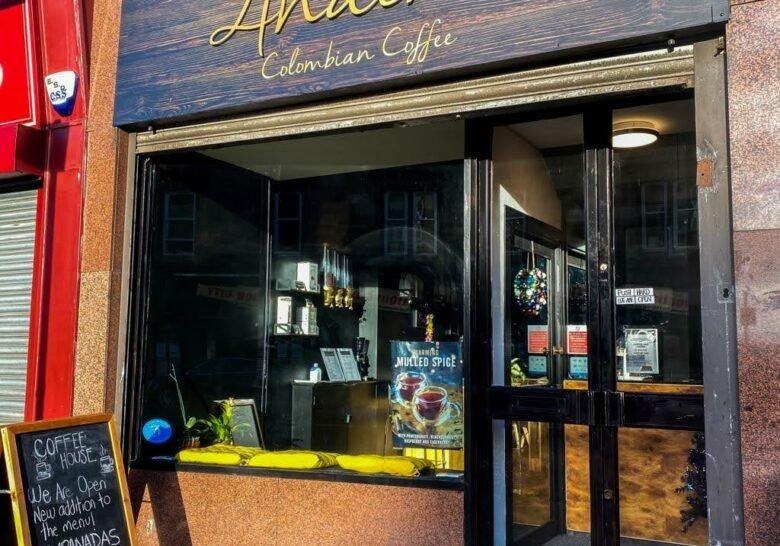 Andina Coffee  Glasgow