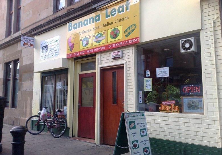 Banana Leaf Glasgow