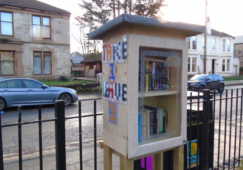 Book Swap Glasgow