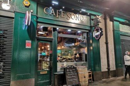 Cafe Sono Glasgow