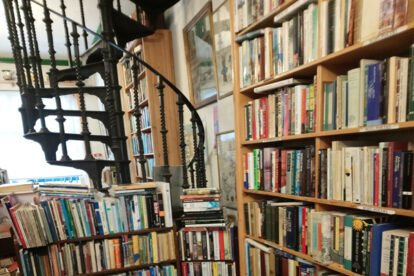 Caledonia Books Glasgow