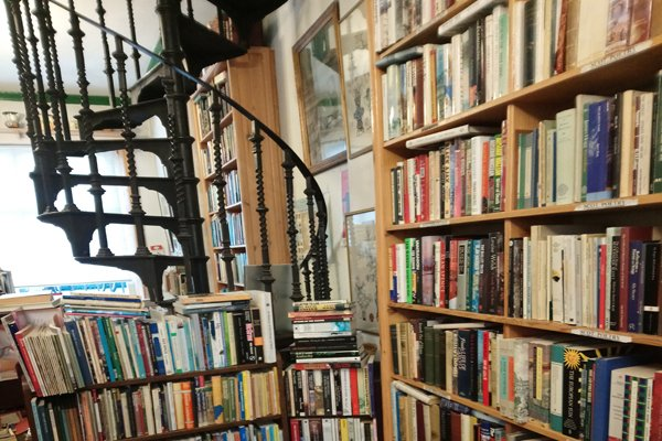 Caledonia Books Glasgow