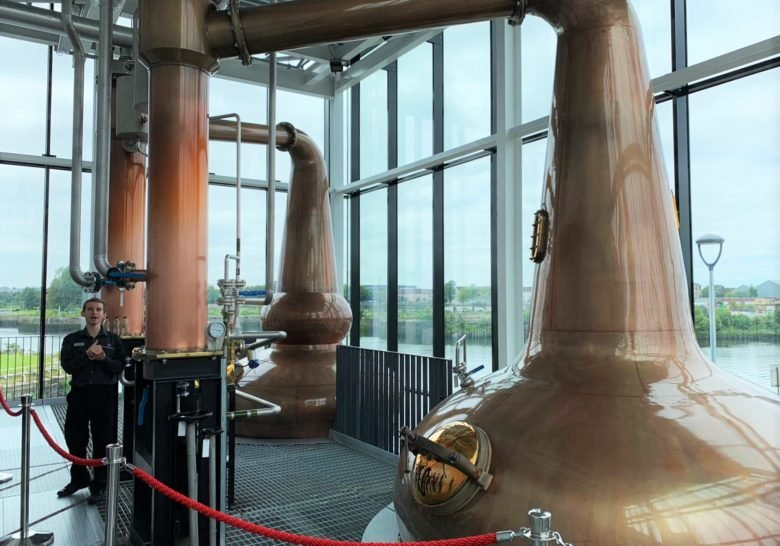 Clydeside Distillery Glasgow
