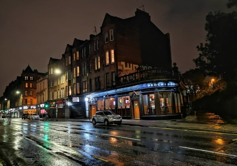 Deoch an Dorus Glasgow