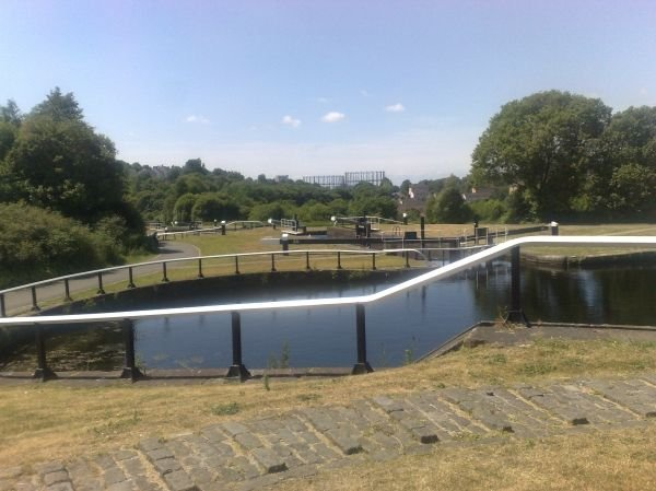 Forth and Clyde Canal Glasgow