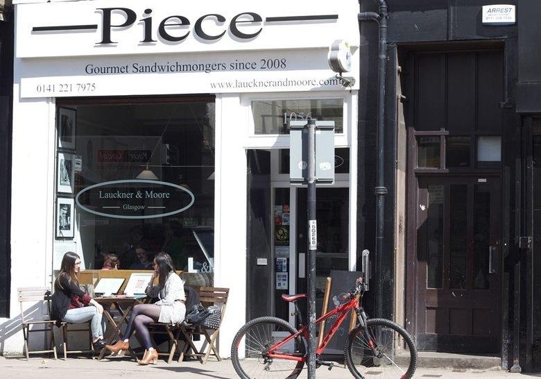 Gie's Piece! Glasgow