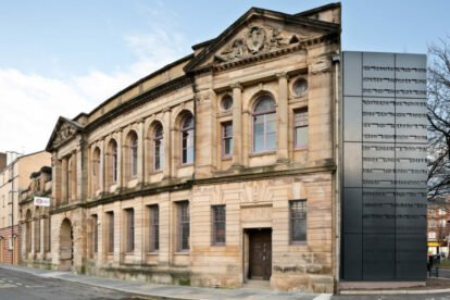 Glasgow Women's Library Glasgow