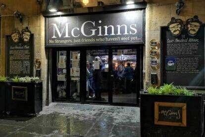McGinns Glasgow