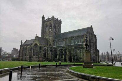 Paisley Abbey Glasgow