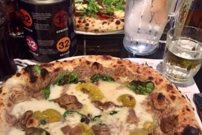 Pizzeria Mozza Glasgow