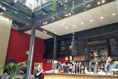 Saramago Cafe Bar Glasgow