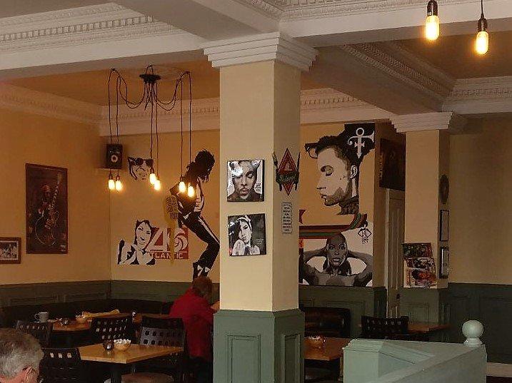 Soulsa Cafe Glasgow