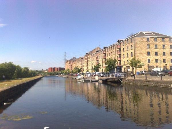 Speirs Wharf Glasgow