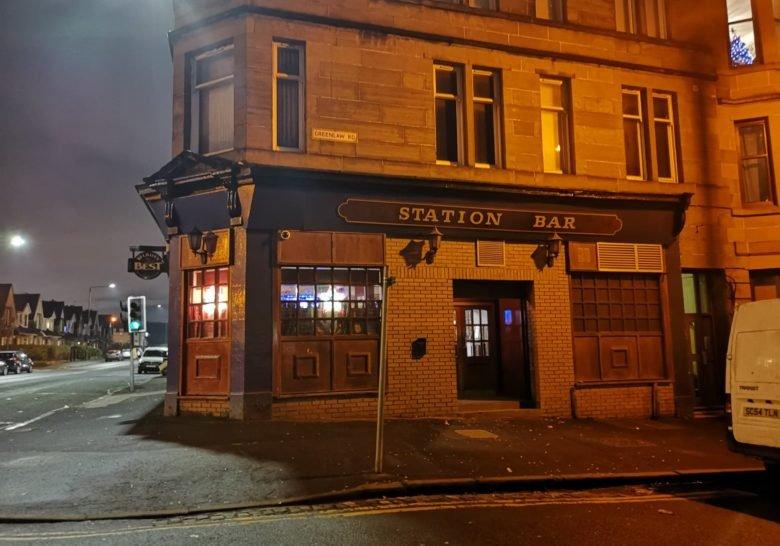 Station Bar Glasgow