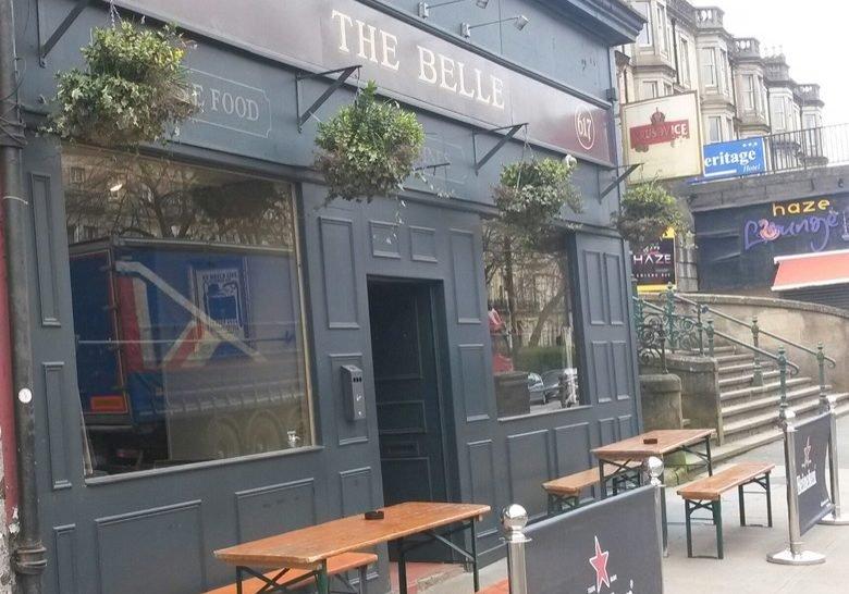 The Belle Pub Glasgow