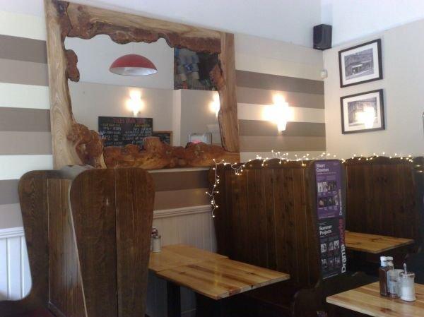 The Hyndland Cafe Glasgow