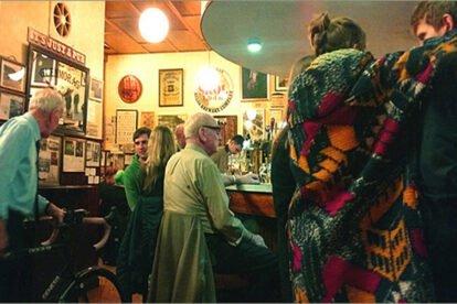 The Laurieston Bar Glasgow