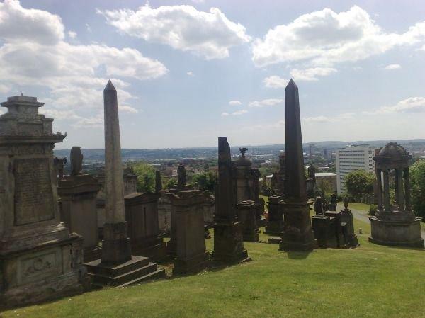 The Necropolis Glasgow