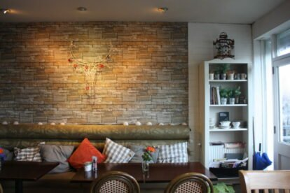 The Pavillion Tea Room Glasgow
