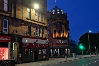 The Seven Ways Glasgow