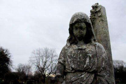 The Southern Necropolis Glasgow