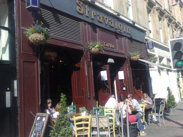 The Stravaigin Glasgow