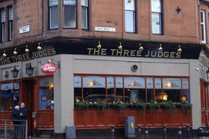 The Three Judges Glasgow