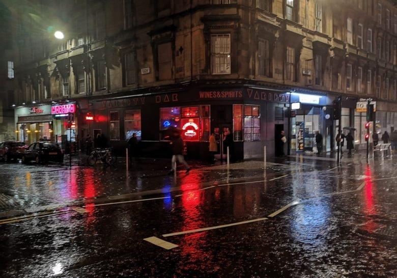 The Variety Bar Glasgow