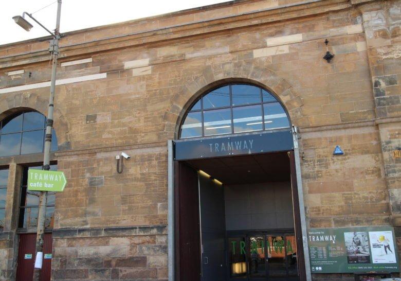 Tramway Theatre & Hidden Garden Glasgow